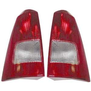 2000 2003 Ford Focus (Station Wagon Only) Taillight Taillamp (Without