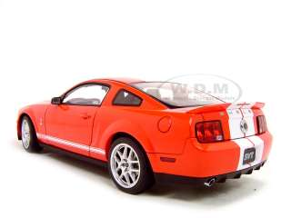 2005 MUSTANG SHELBY COBRA GT500 118 DIECAST MODEL CAR BY AUTOART