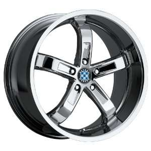 18x8.5 Beyern Five (Chrome) Wheels/Rims 5x120 (1885BYF305120C74)